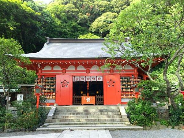 鎌倉荏柄天神社